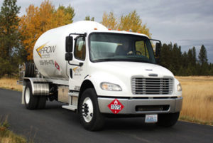 Arrow Propane Country Truck